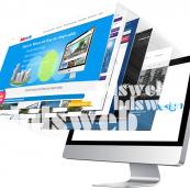 Giao diện trong thiết kế website bất động sản