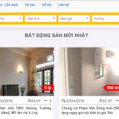 100 Mẫu website bất động sản Chống hacker, chuẩn SEO