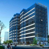 Đơn vị thiết kế website  Dự án Chung cư Núi Trúc Square