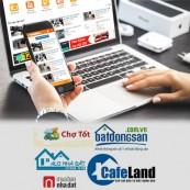 Danh sách website đăng tin bất động sản nhà đất hiệu quả