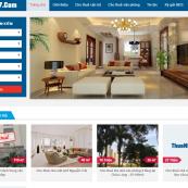 Dịch vụ thiết kế web đăng tin cho thuê nhà tại Đà Nẵng chuyên nghiệp