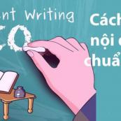Cách viết bài chuẩn seo trên website bất động sản, bạn đã biết?