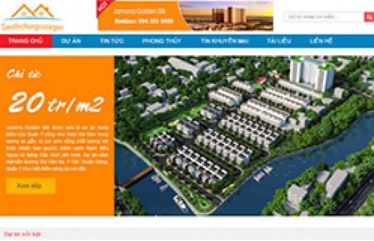 Siêu thị chung cư Sài Gòn