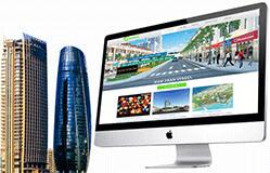 Thiết kế web Chungcuhanoi123.com