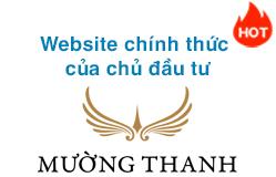 Thiết kế website dự án - Khu đô thị Thanh Hà