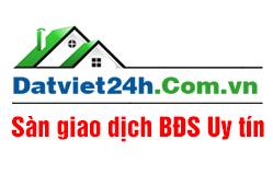 Thiết kế web bất động sản Datviet24h.com.vn