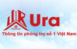 thiết kế website cho thuê phòng urarooms.com
