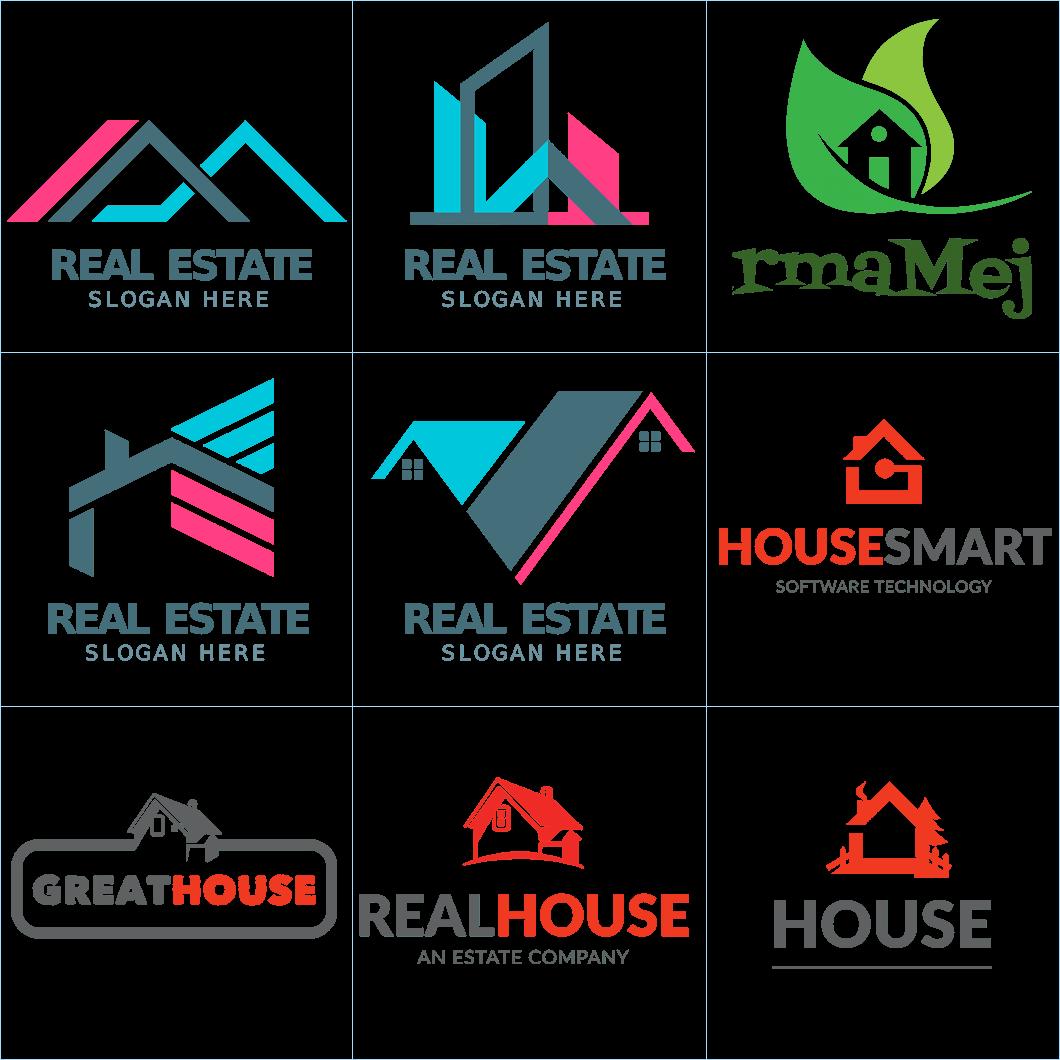 logo bất động sản 02