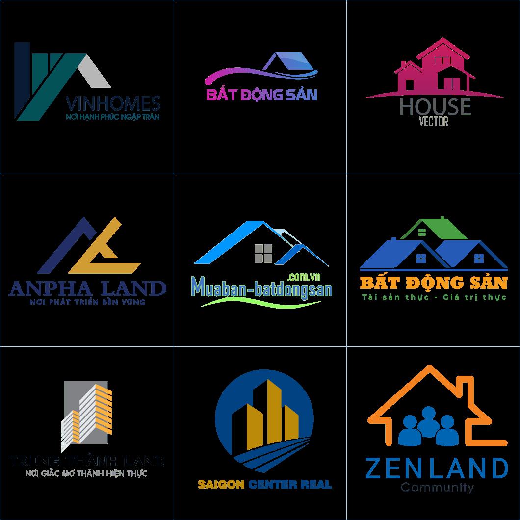 logo bất động sản 03