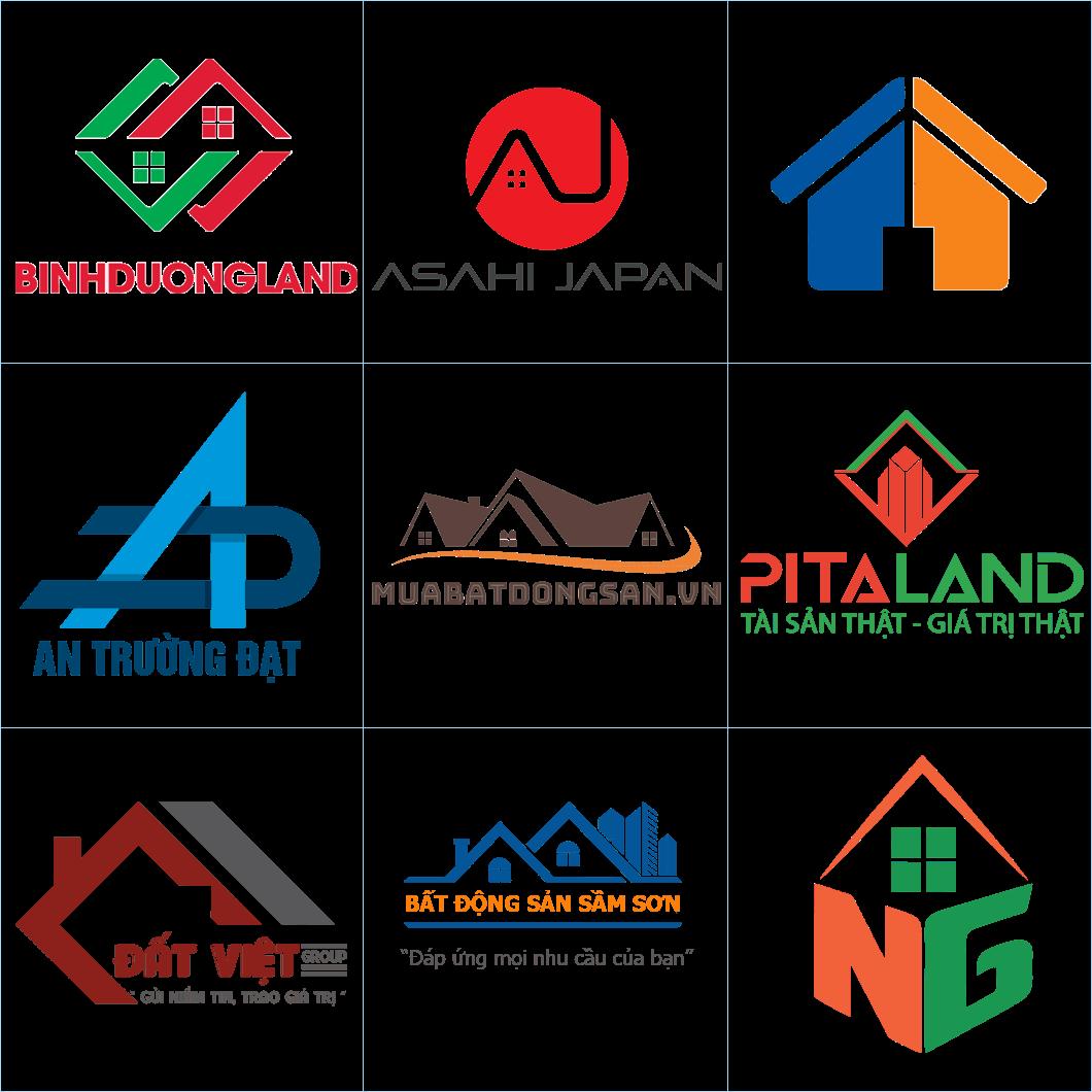 logo bất động sản 04