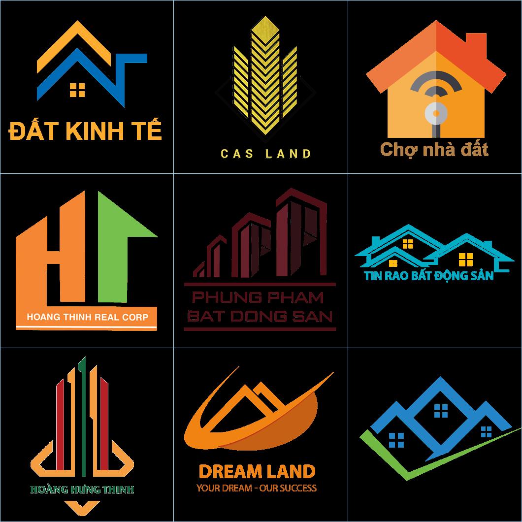 logo bất động sản 05
