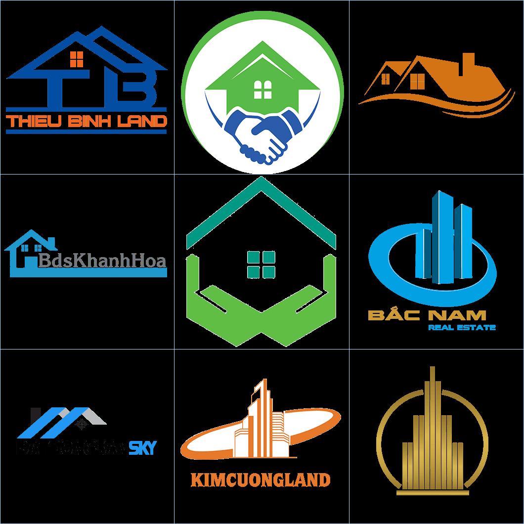 logo bất động sản 06