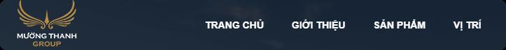 Menu website thanhhamuongthanh.vn