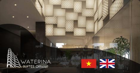 Giới thiệu dự án Waterina Suites