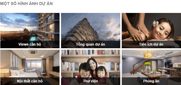 Thư viện hình ảnh dự án Waterina Suites
